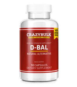 D-bal legal steroids