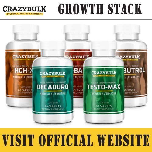 CrazyBulk Growth Stack