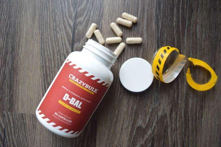 Crazy Bulk D-BAL Dosage